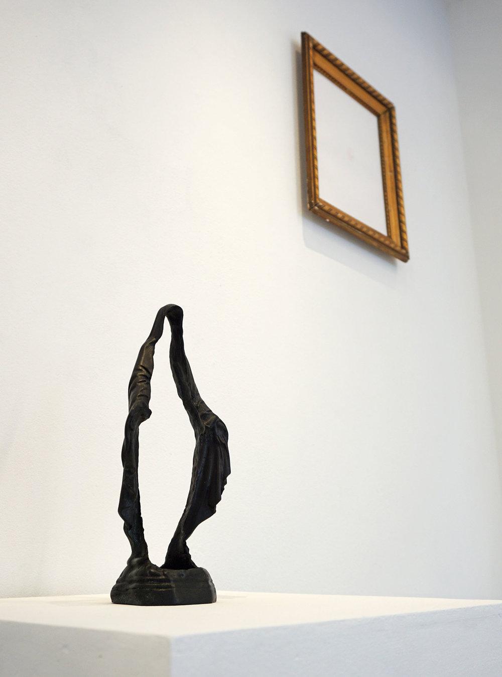 ©  De afwezigheid van vorm en inhoud bij Nicolàs Lamas en Gert Scheerlinck
