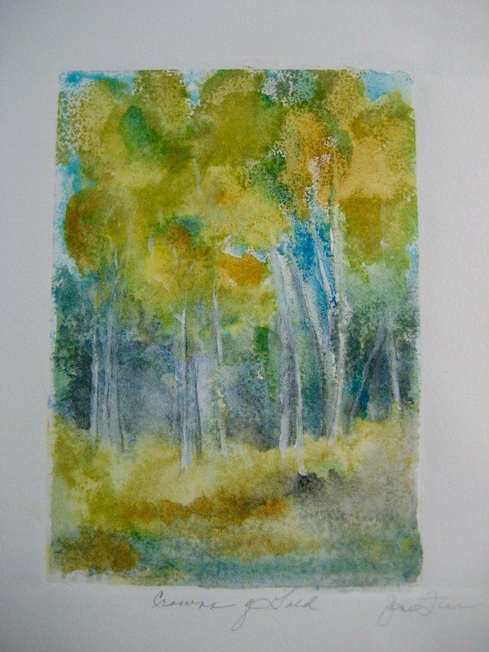 Jane Fier:  Brilliant Autumn
