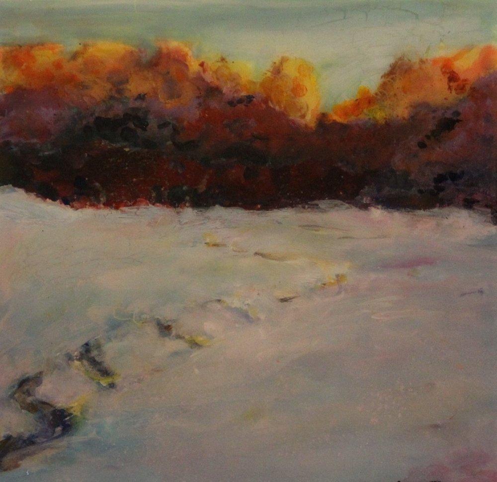 Helen Buck: Frozen Brook