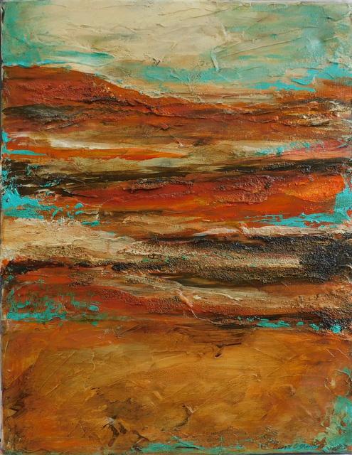 Deena O'Daniel:Journey Sense of the Desert Hills