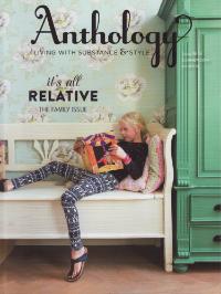 Anthology, No. 16, Summer 2014