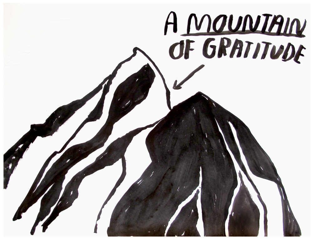 Mountain of Gratitude