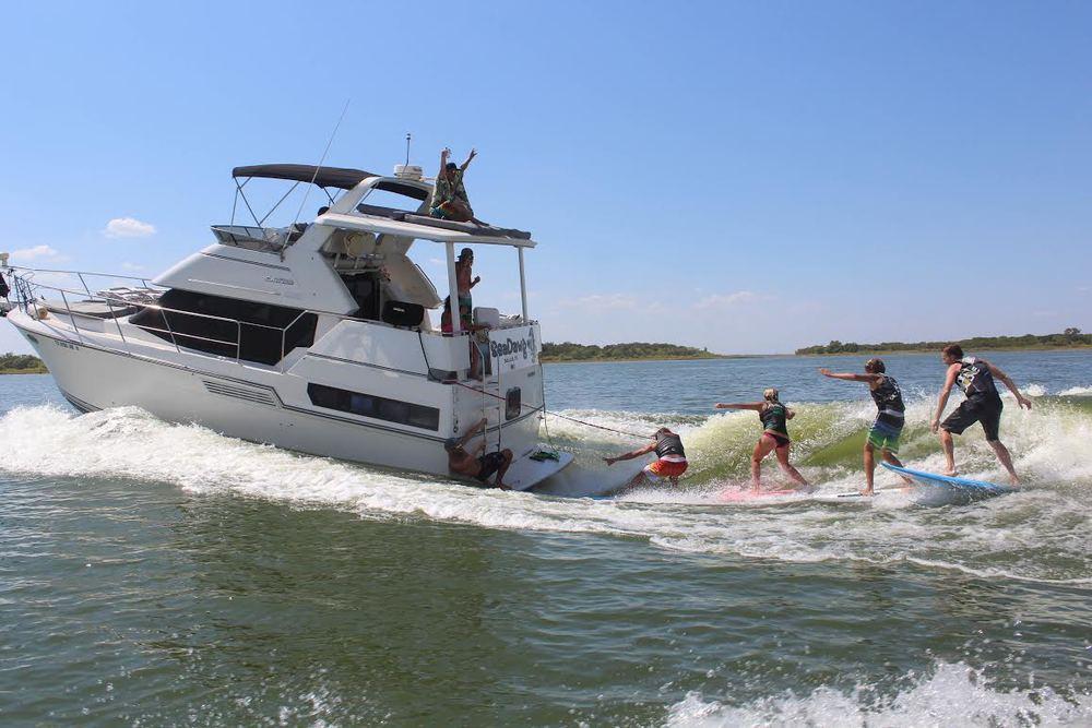 2014 Big Boat Invitational Presented By Mendonesia Surf