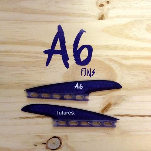 A6 Skim Fin