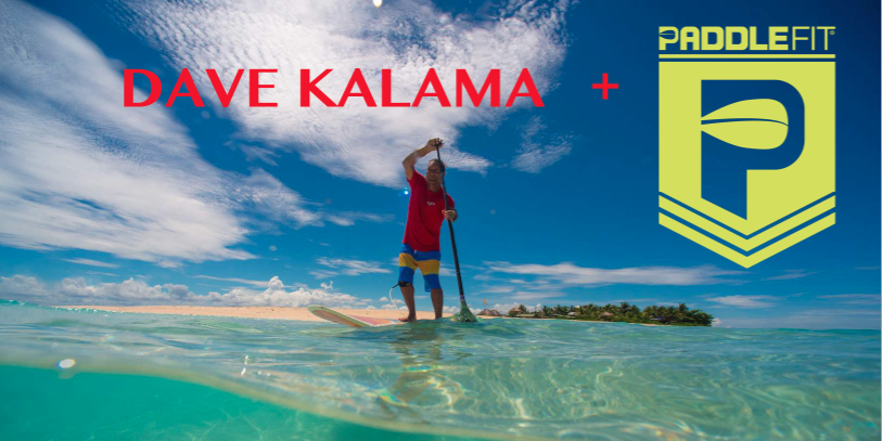 SUP pioneer, athlete, coach Dave Kalama teams up with PaddleFit Coaching Program