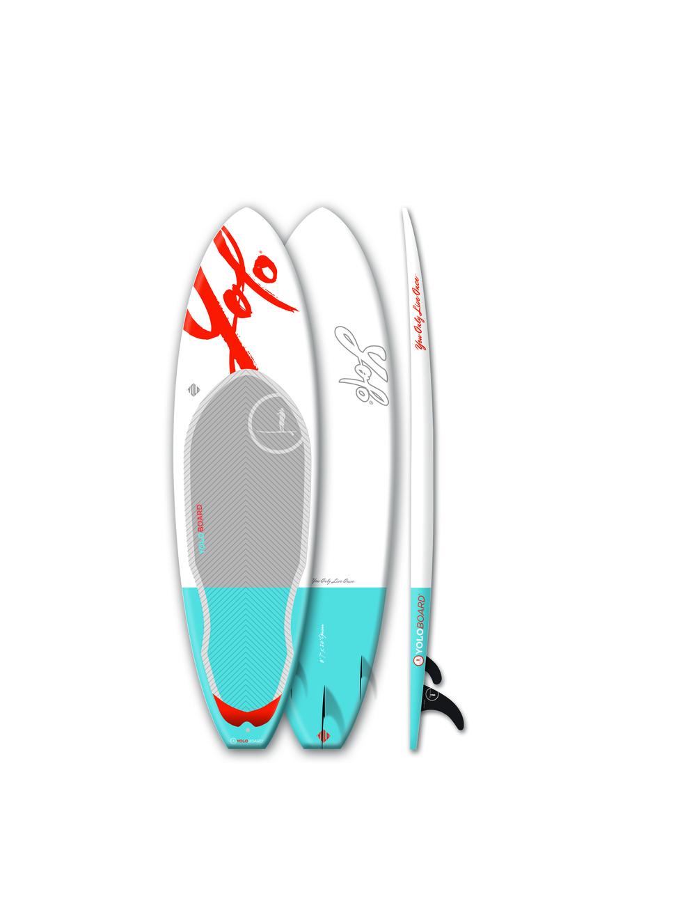 Yolo Board- Grom