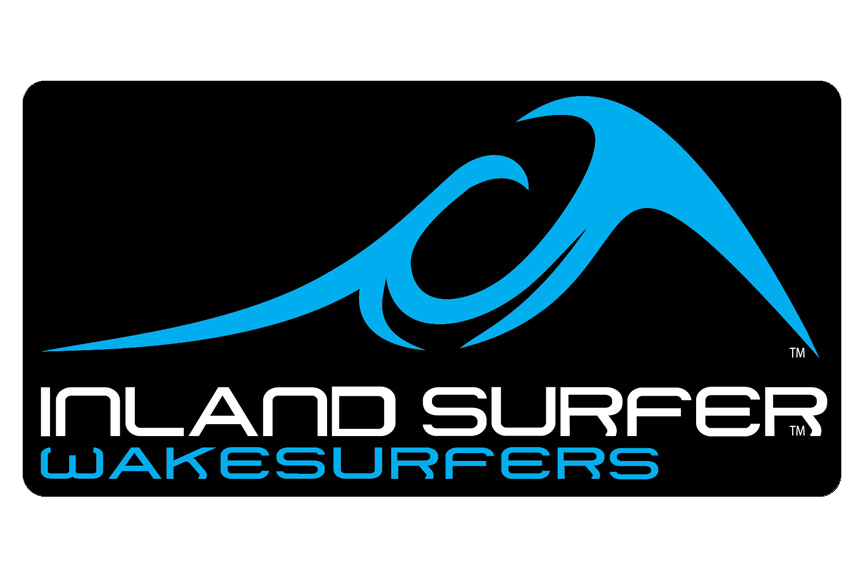Inland Surfer Logo