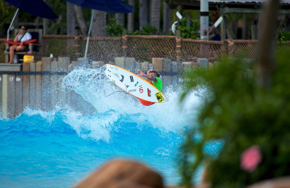 DJ JamesZ Typhoon Lagoon