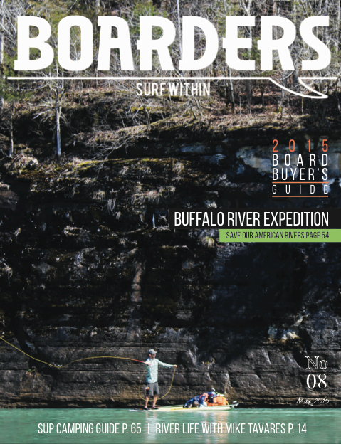 Boarders Magazine Issue # 8 Cover Photo