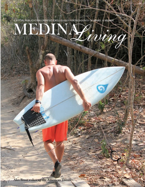 Associate Editor Alex Brost Featured in Medina Living Magazine