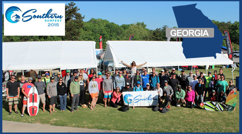 Southern Surfest- Wake Surf Event in Georgia