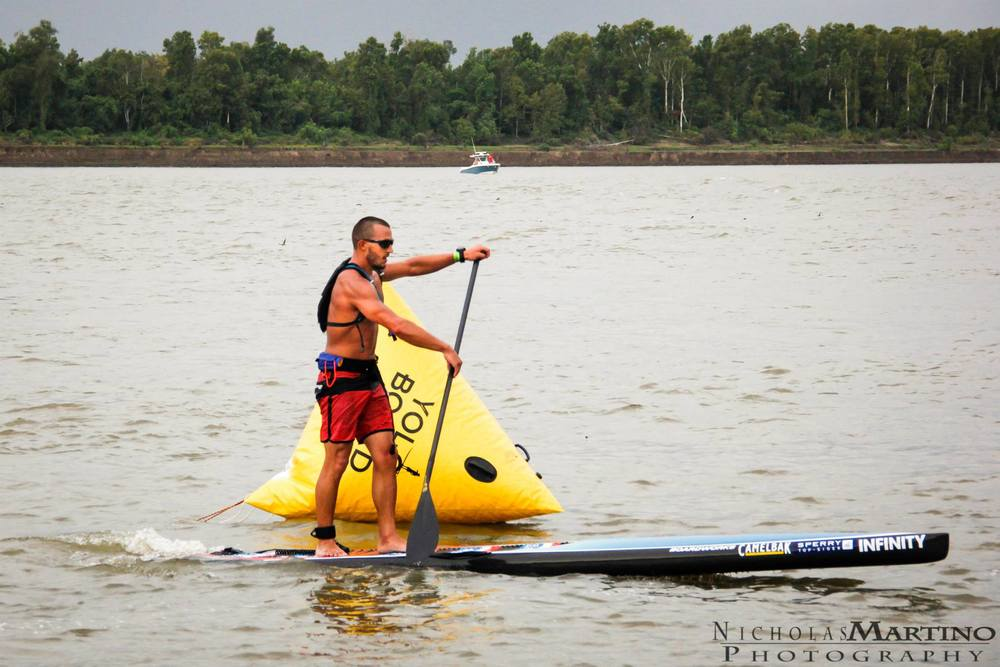 Zach Rounsaville looks to defend his title at the 2015 Big River