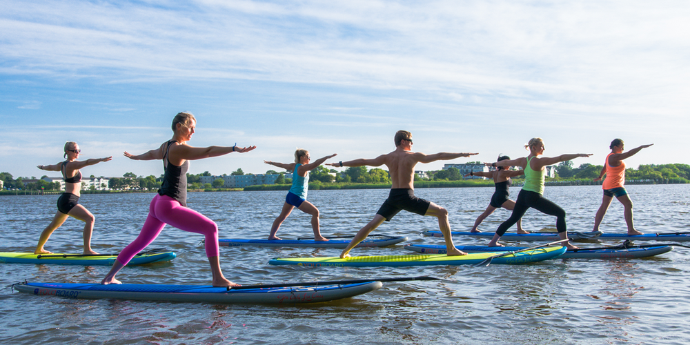 FloYo classes with Jessie Benson on YOLO Boards.  Jessie is also a YOLO Board athlete.