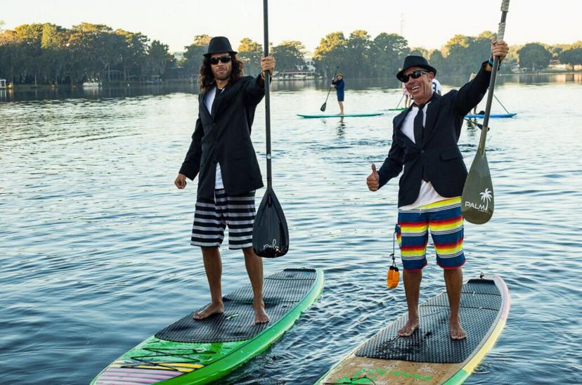 Ned Paddleboard Orlando Halloween Paddle