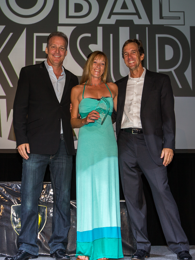 2015 Wake Surf Person of the Year!  Photo- Mark Payne