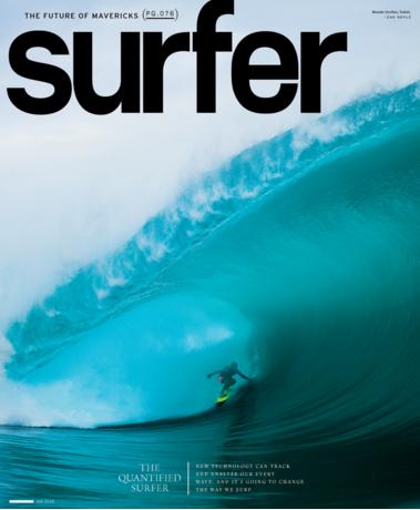 Brad Domke- Surfer Magazine