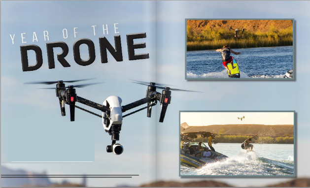 "The ""Year of the Drone"" as seen in  Issue # 11"
