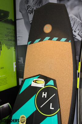 Hyperlite Cork Board