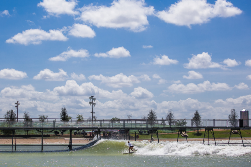 Photo Source:  http://www.surfparkcentral.com/tag/wavegarden/  - NY Times