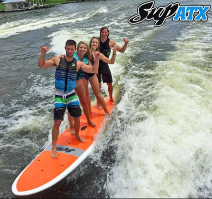SUP ATX Adventure XL Paddleboard Rentals