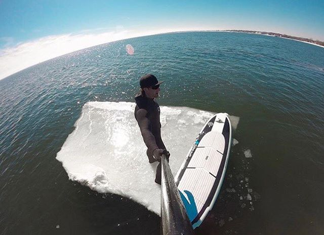 Islands in the sun! @surf06 finding his paradise. #iceberg #BoardersMag