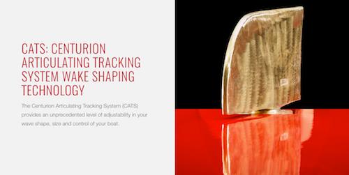 Centurion CATS - Centurion Articulating Tracking System