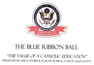 CLick for more info on the Blue RIbbon Ball...
