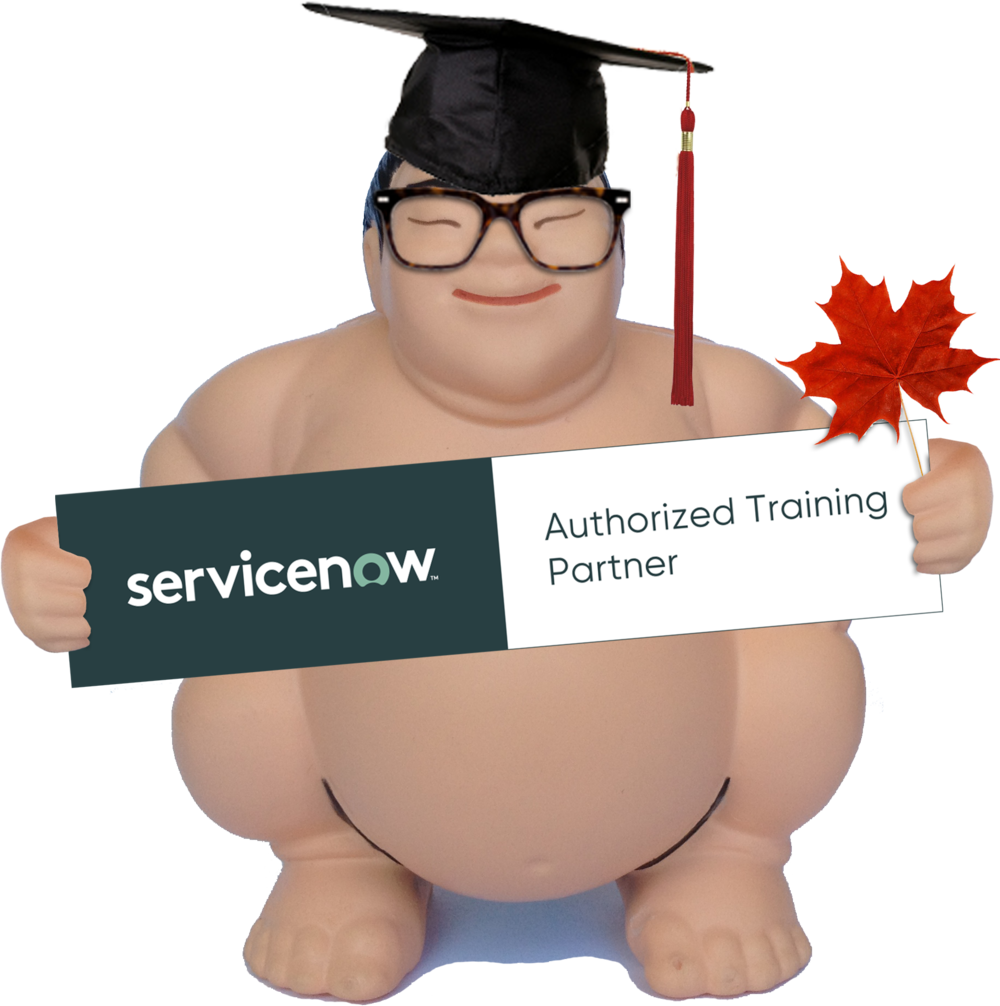 SuMO is the ONLY Canadian-owned ServiceNow GOLD SERVICES Partner to be certified by ServiceNow to deliver formal ServiceNow Training.