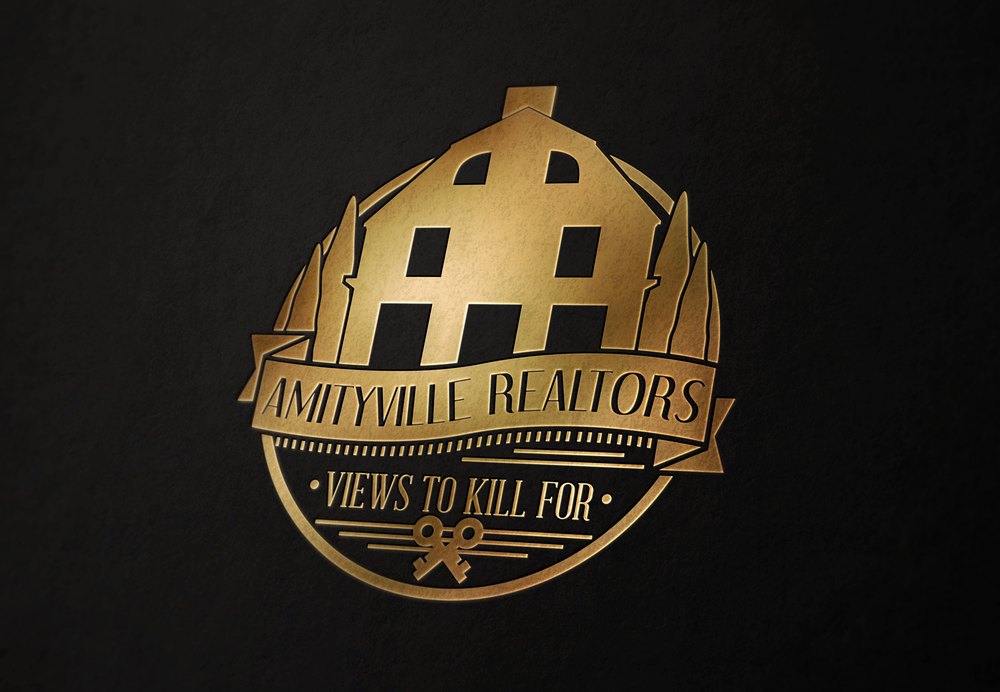 Amittyville Horror Logo for Realtors