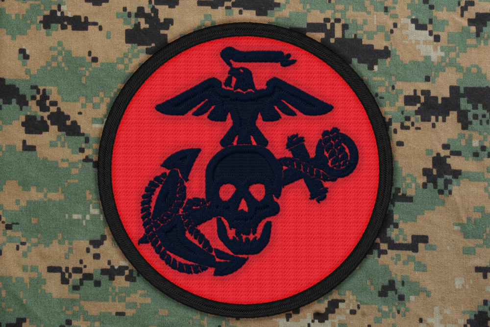 USMC Eagle Skull and Anchor MARPAT