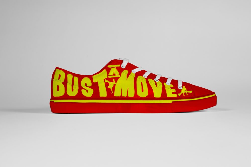 Skate Shoe Smart Object Mockup