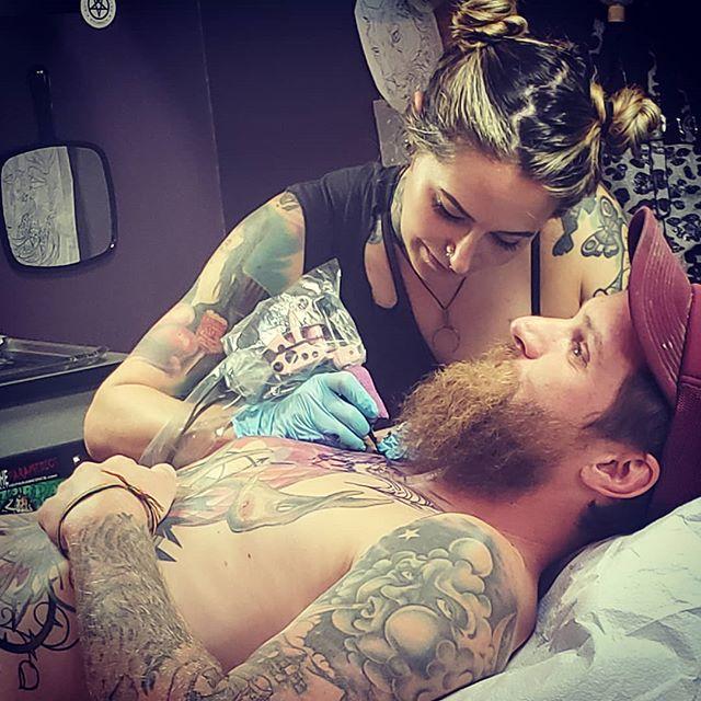 Last minute cancellation for @alexischeetah tomorrow... email electriccheetahtattoos@gmail.com  #lehighvalleypa #ladytattooers  #tattoo #tattoos #tattoolife #bethlehempa #getinked