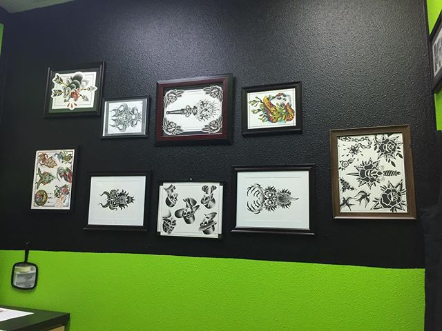 When your coworker finally hangs all those flash sheets just right... I turn them upside down!!