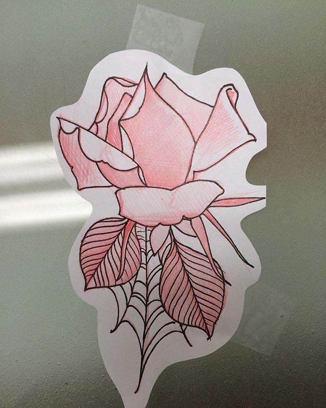 Up for grabs. #tattoo #tatuagem #tatuajes #tatouage #rosetattoo