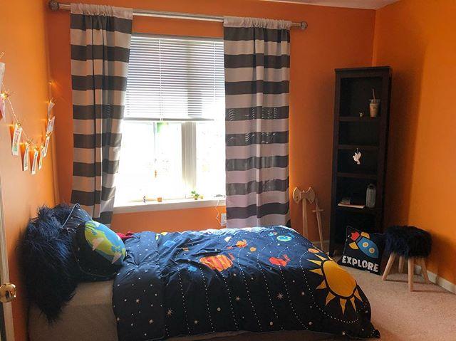 Aaron's new room!!
