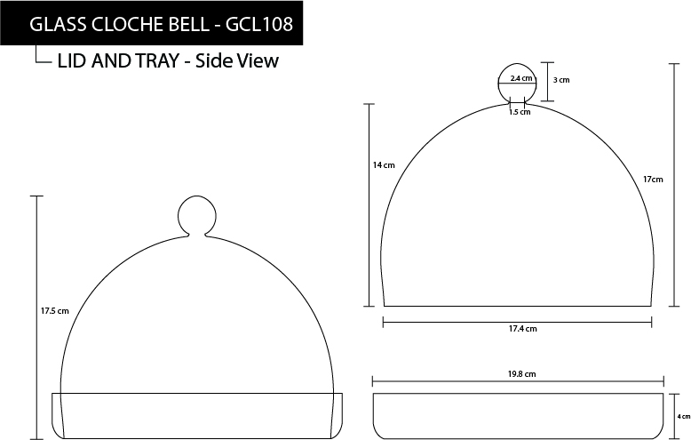 glass cloche-GCL108-lid and tray-side view.jpg