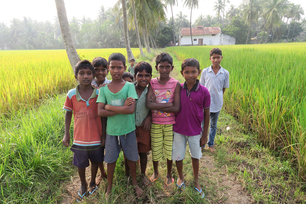Children of Achanta- NPIB