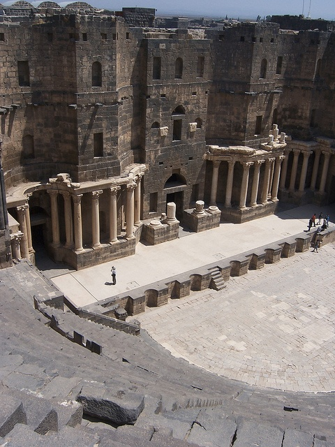 Theater at Bosra