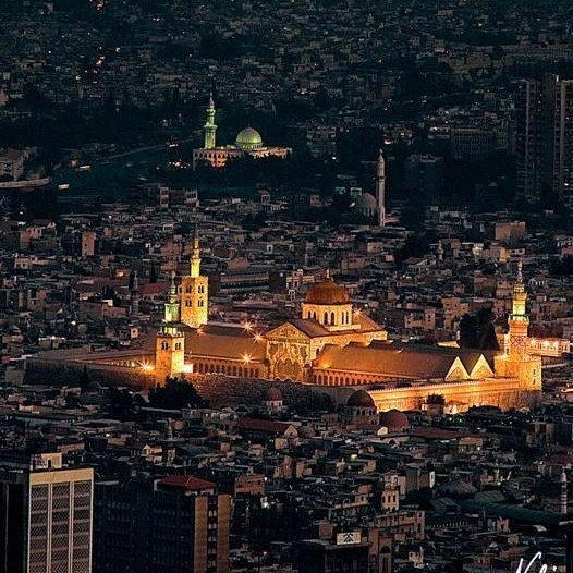 Damascus.