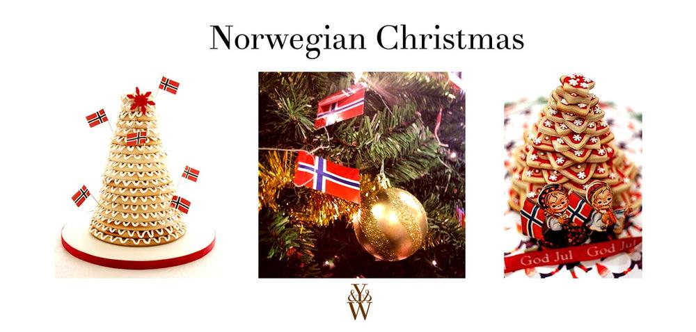 Norwegian kransekake. Click to enlarge image.