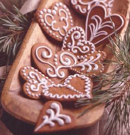 Swedish gingerbread by cookiesbydesign.com  Click to enlarge image.