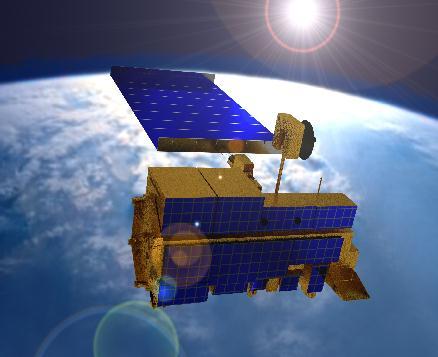 Imagen 1. Satélite ASTER es un instrumento de alta resolución espacial en la Tierra importante para la detección de cambios, la calibración y/o validación, y los estudios de la superficie terrestre.