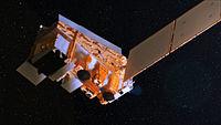 Imagen 1. Figura del satélite Suomi NPP