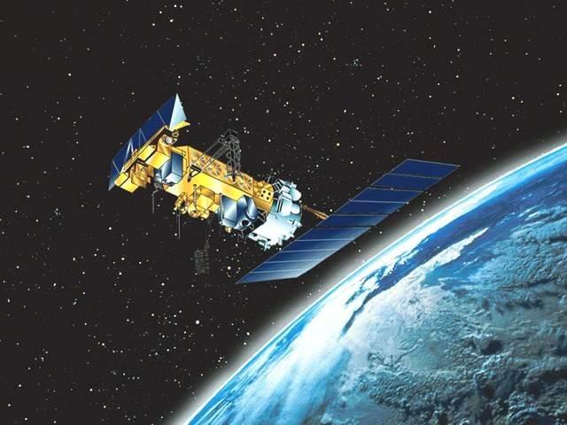Imagen 3. El instrumento SEM-2 estudia el flujo de particulas cargadas en el espacio.
