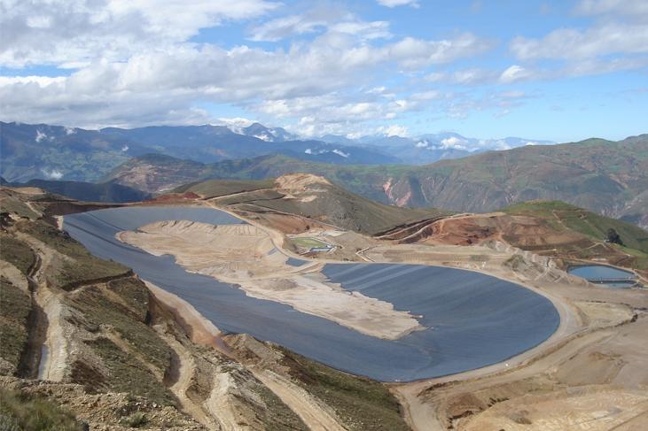 Aspectos de permeabilidad y durabilidad de geomembranas for Geomembrana para estanques de agua