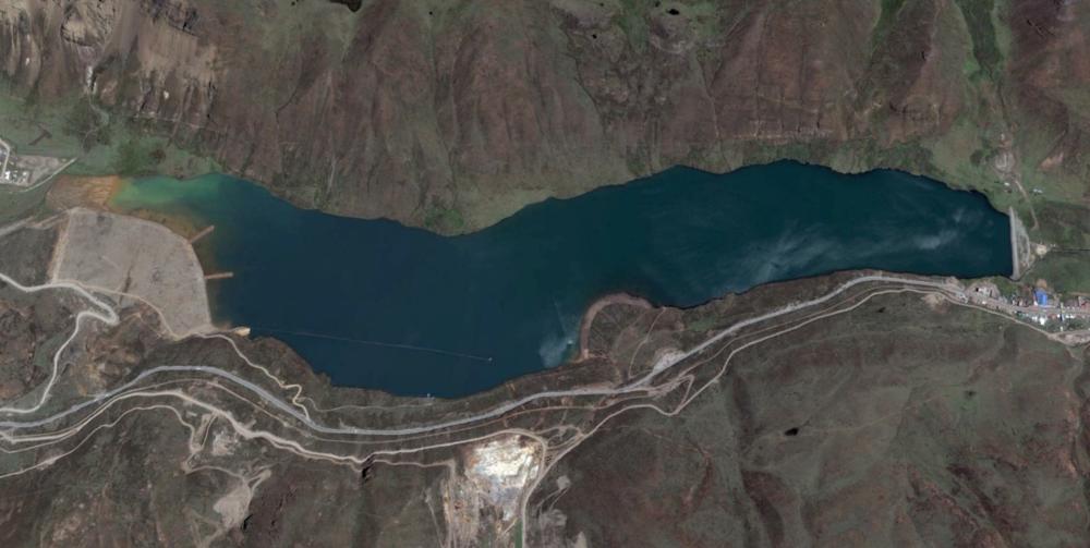 Si hubiesemos hecho caso a Pastorita hubiesemos rescatado la Laguna Huascacocha (Junin) de la disposición de relaves.