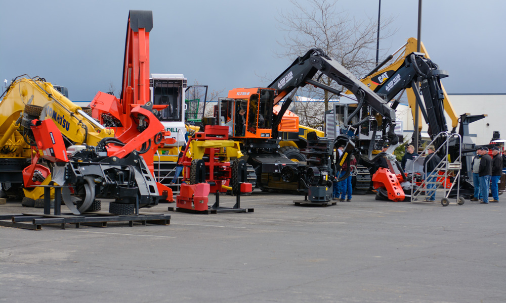 Showcasing the latest in machinery and equipment