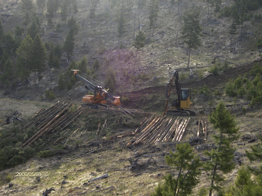 "Tim Sweeney & Don Balser ""Hot Logging"" Missoula"