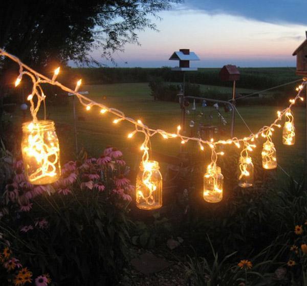 10 Beautiful Outdoor Lighting Ideas — A Quarter Past Creative Agency