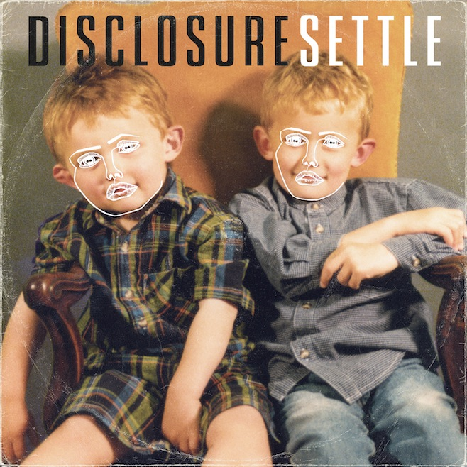 "It comes as no surprise that UK duo Disclosure have gained all the success they have in the last year. After 2012's wildly lucrative   The Face   EP, brothers Guy and Lawrence have truly taken it to the next level with their first full length LP via PMR Records. After taking the underground dance scene by storm over the last few years, Disclosure have captivated the festival circuit, appearing at massive EDM festivals, along with intimate UK clubs. Songs such as   White Noise   and   Latch   have the classic Disclosure sound, though both are dripping with shiny dance pop elements making for absolutely perfect chart toppers. The difference between Disclosure and other underground club artists is that the boys truly know how to write a pop song. The inclusion of some of the biggest voices in pop music (including Jesse Ware, AlunaGeorge, and more) certainly helps, as well. There are certainly still moments on   Settle   that take us back to the pre-banger Disclosure you may or may not know and love with such tracks as   Voices, Stimulation,   and   Grab Her!   The Duo may have received some backlash from the dance community, with claims that their sound is ""too retro"" or ""formulaic"", but there is simply no denying that Disclosure have started their conquest of the music world."